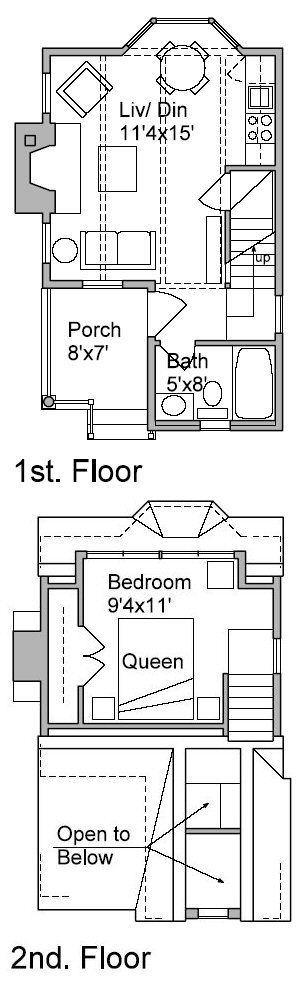 Doable Plan Tiny House Floor Plans Cabin Plans Cottage Plan