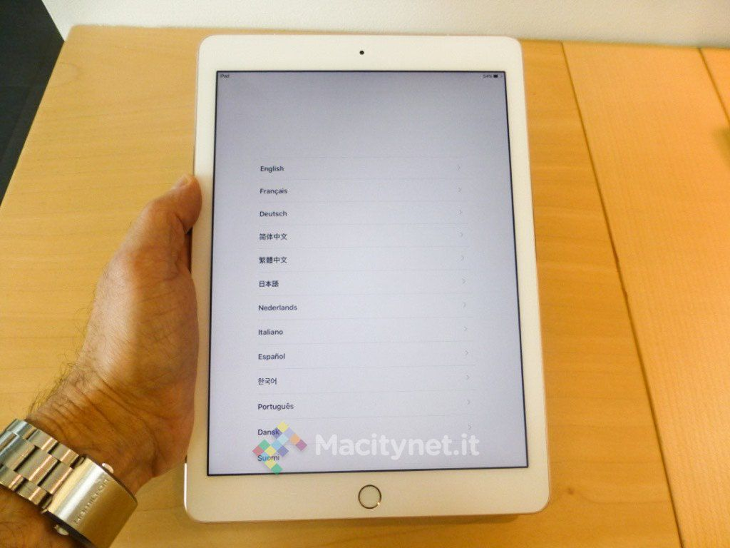 Mini recensione iPad Pro 97 prime impressioni