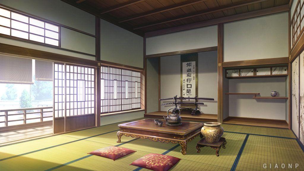 Akiyama Castle  Lords Chamber by giaonp on DeviantArt