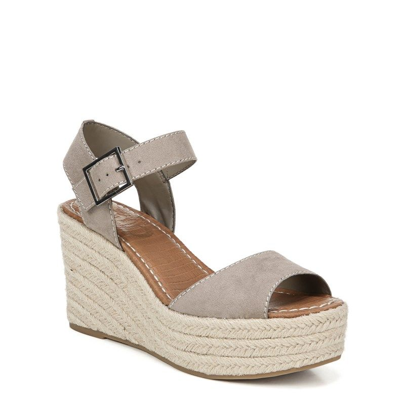 ec97b35ea12e8 Circus by Sam Edelman Women's Delilah Espadrille Wedge Sandals (Putty)