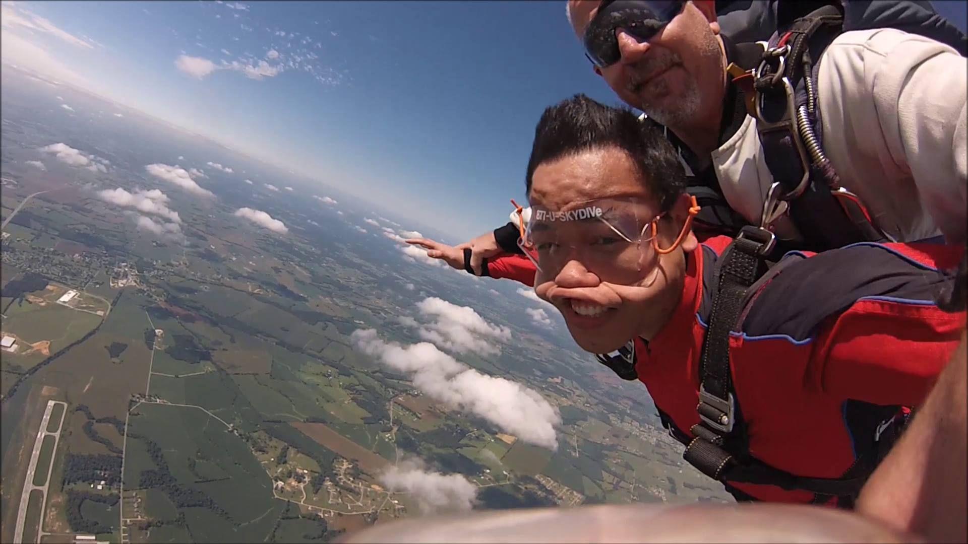 Смешные картинки прыжок с парашютом, для начала стрима