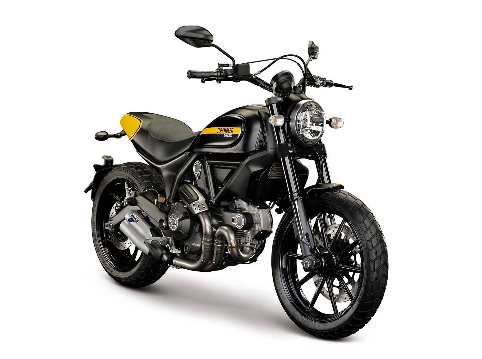 De Ducati Scrambler Full Throttle Is De Ruige Maar Net Zo