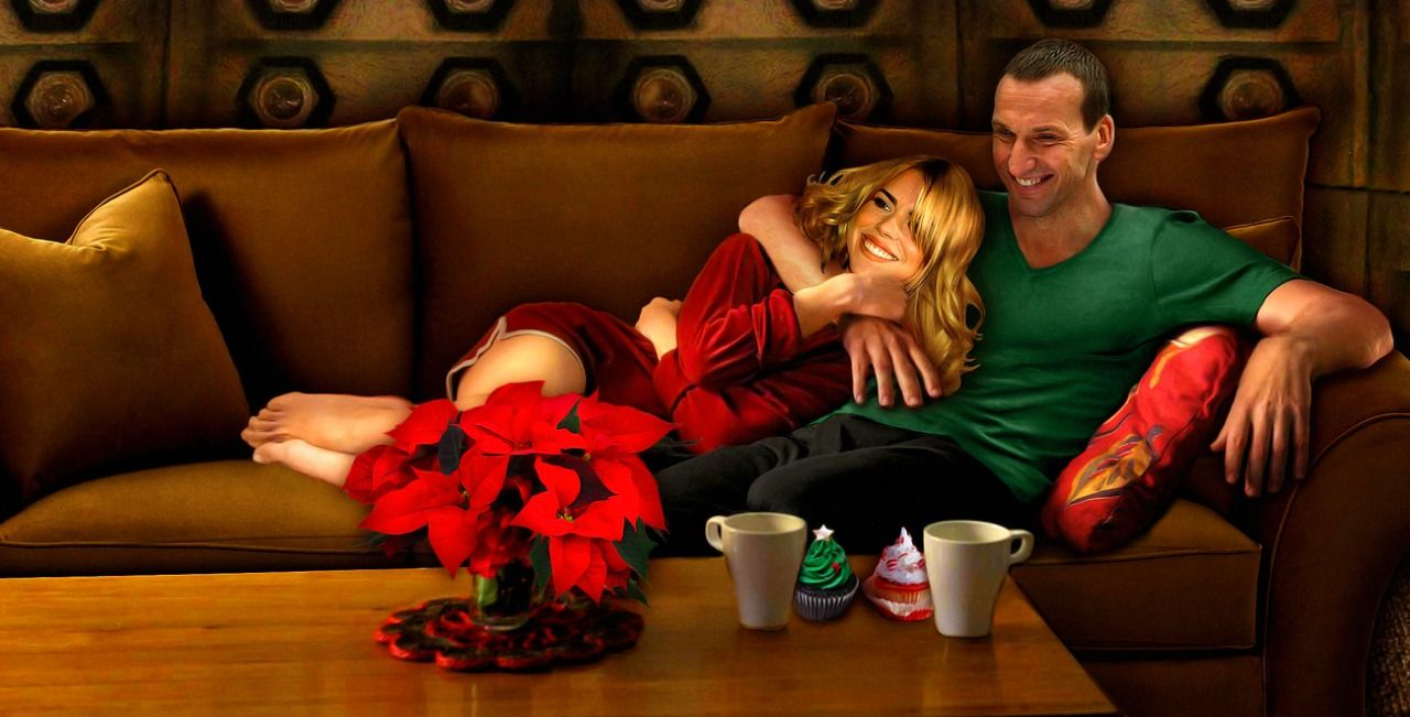 "allumina: "" DW Secret Santa: Nine/Rose for amandaseyfried (1 of 4) """