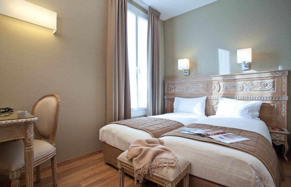 Hotel du Printemps **, Paris Official Site 2star