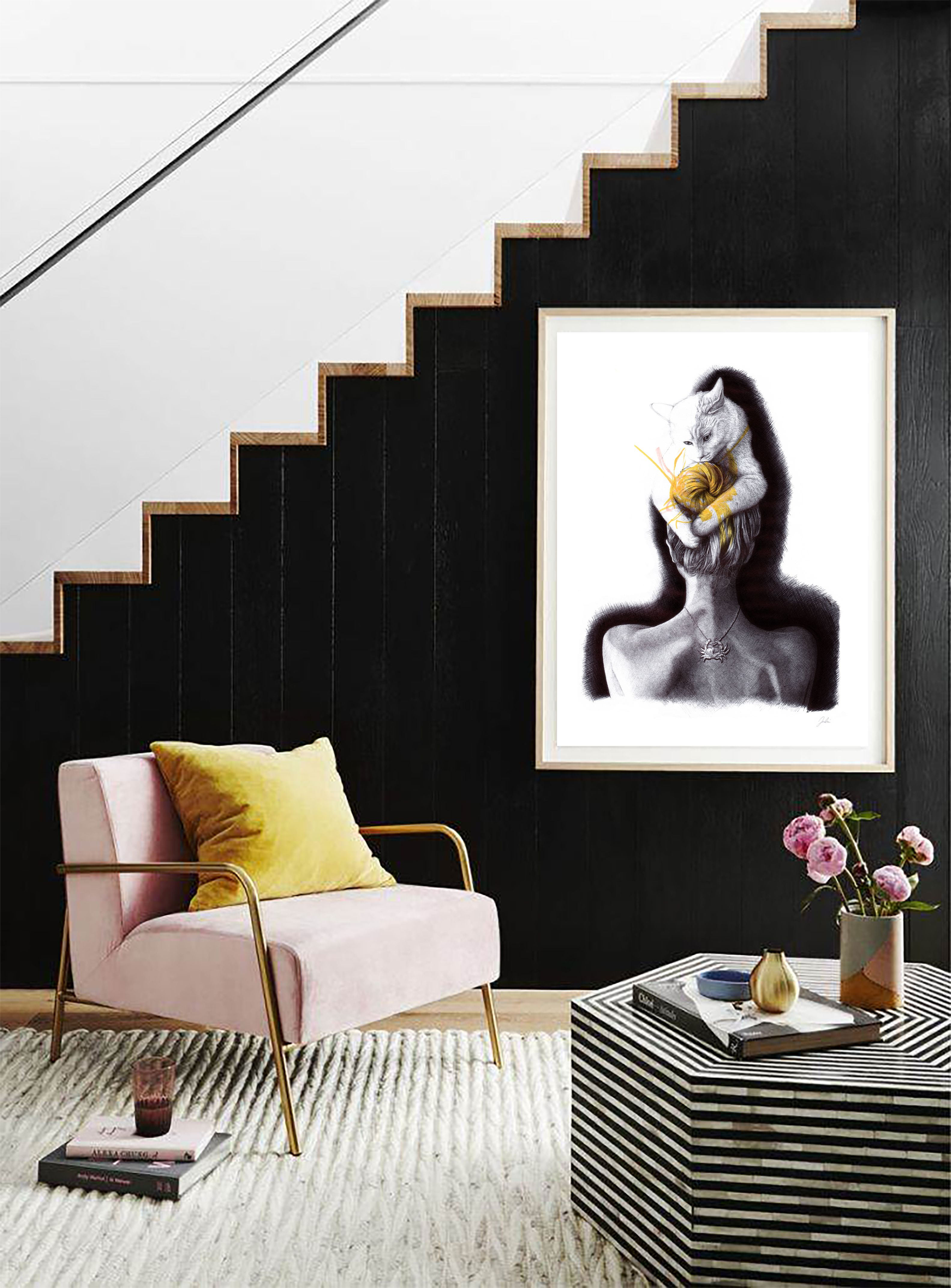 Sketching sketch sketches also watercolor print gray wall art woman portrait poster rh pinterest
