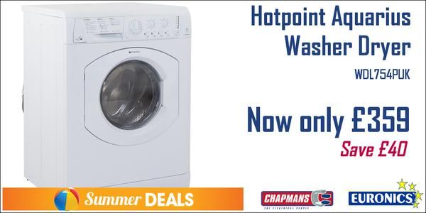 Chapmans Electrical On With Images Hotpoint Washer And Dryer