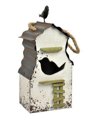 Look What I Found On Zulily Bird House Zulilyfinds Bird Box