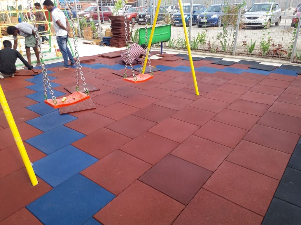 Rubber Flooring Contractors IN CHENNAI in 2020