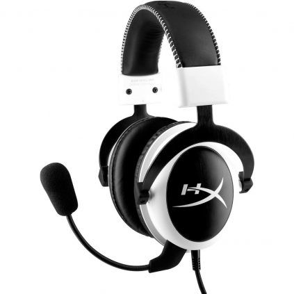 49€ Le Casque gaming HyperX Cloud, Noir | Casque, Casques