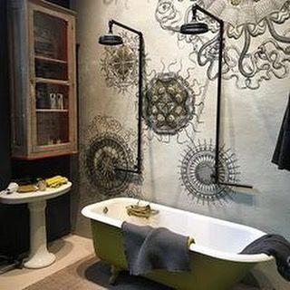 Papier Peint étanche / Waterproof Wallpaper Wall U0026 Deco / Richardson  Chambéry (73) France