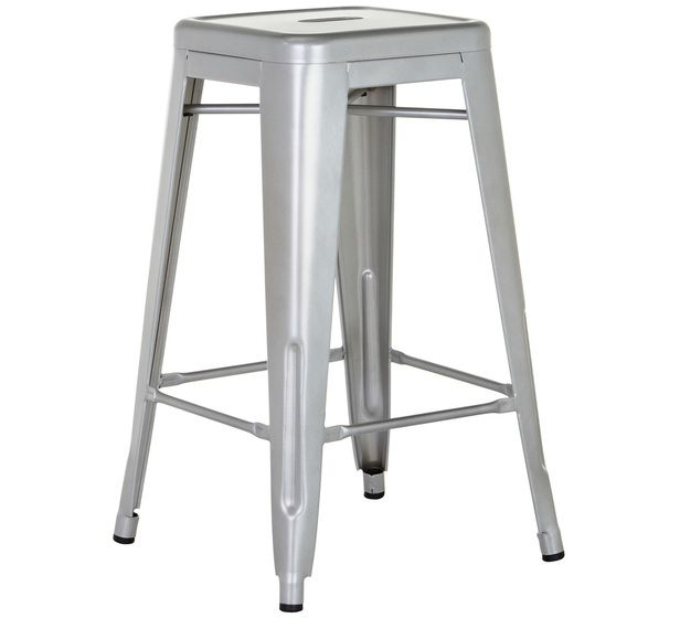 Worx Large Bar Stool For The Home Banqueta Tolix