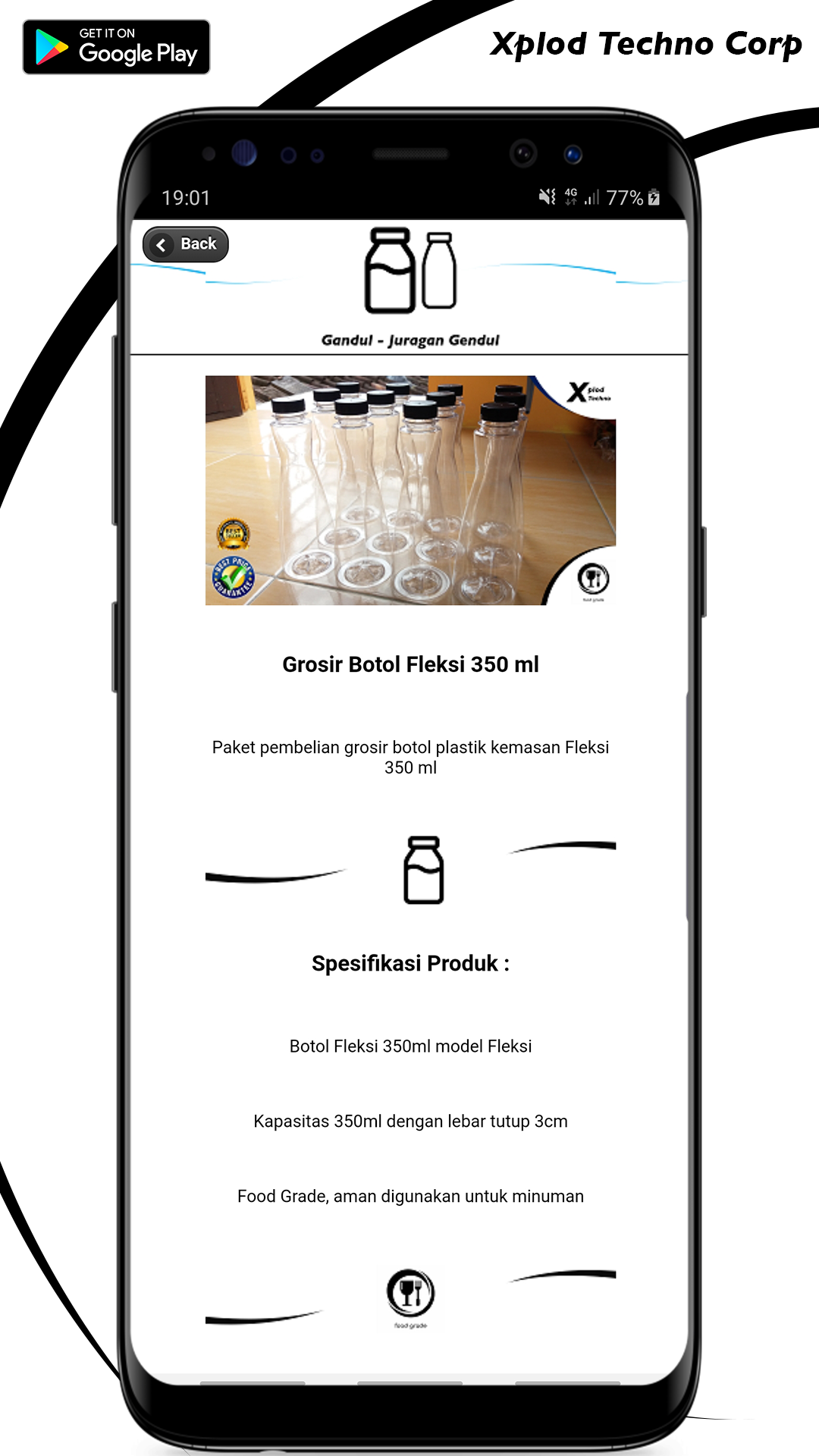 Download Gratis Aplikasi Smartphone Gandul Juragan Gendul Dari Developer Aplikasi Smartphone Solo Botol Plastik Aplikasi Google Play