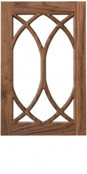 Double Cathedral Mullion Door Design Wood Cabinet Doors Wooden Doors