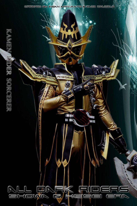 Kamen Rider Sorcerer Kamen Rider Wizard Kamen Rider Rider