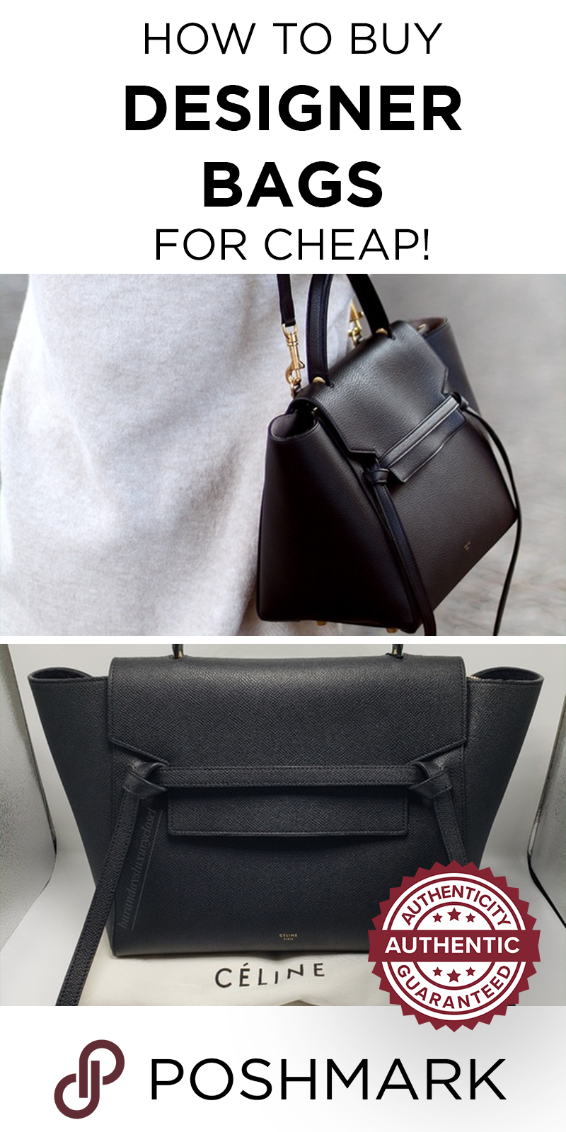 Find Authentic Celine And Other Designer Bags Up To 70 Off On Poshmark