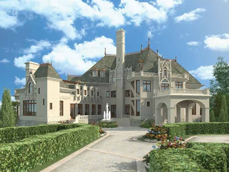 Chateau House Plan With 7394 Square Feet And 3 Bedrooms From Dream Home  Source | House