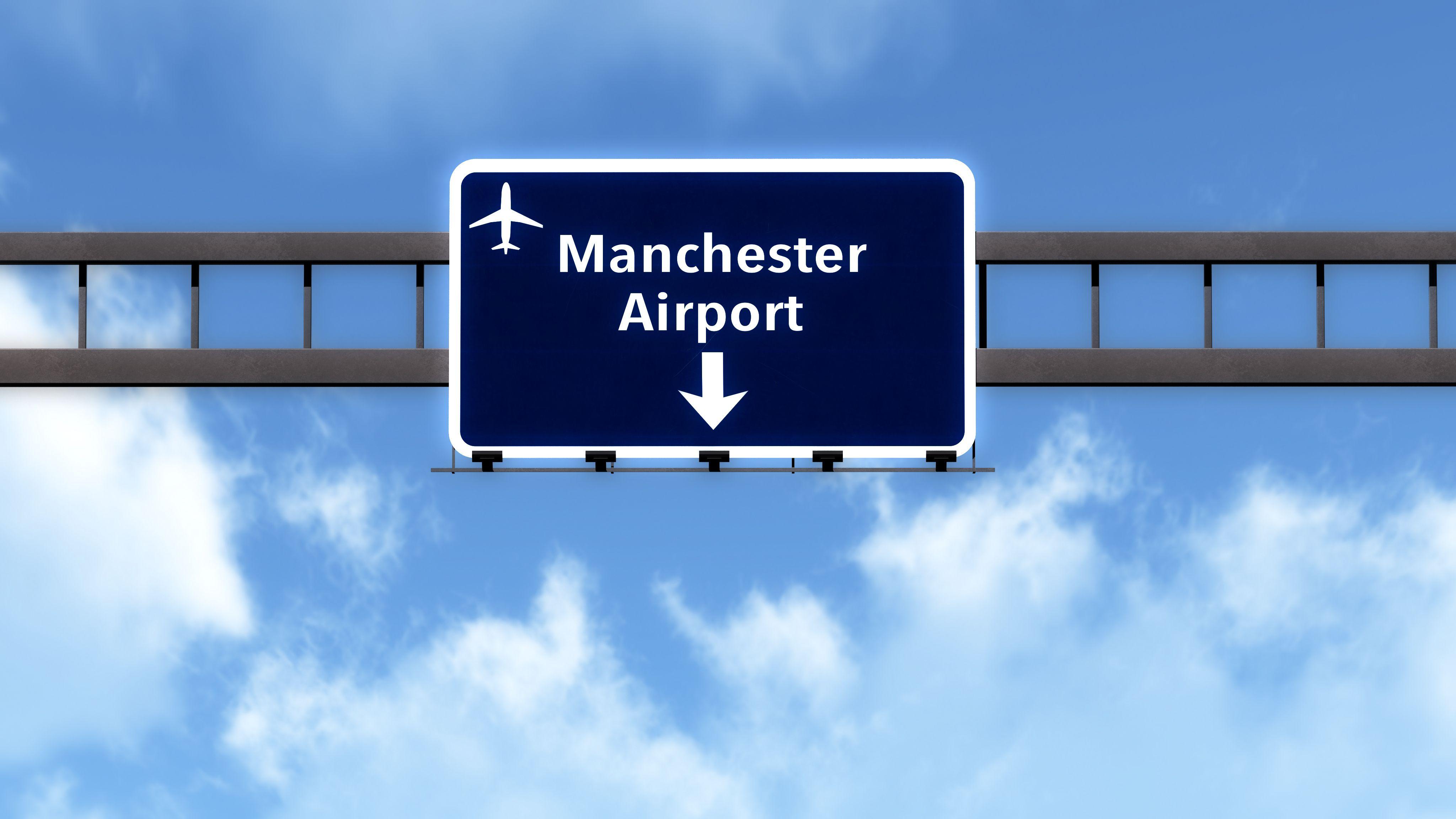 Los Derechos De Los Pasajeros Aereos Que Salen Manchester