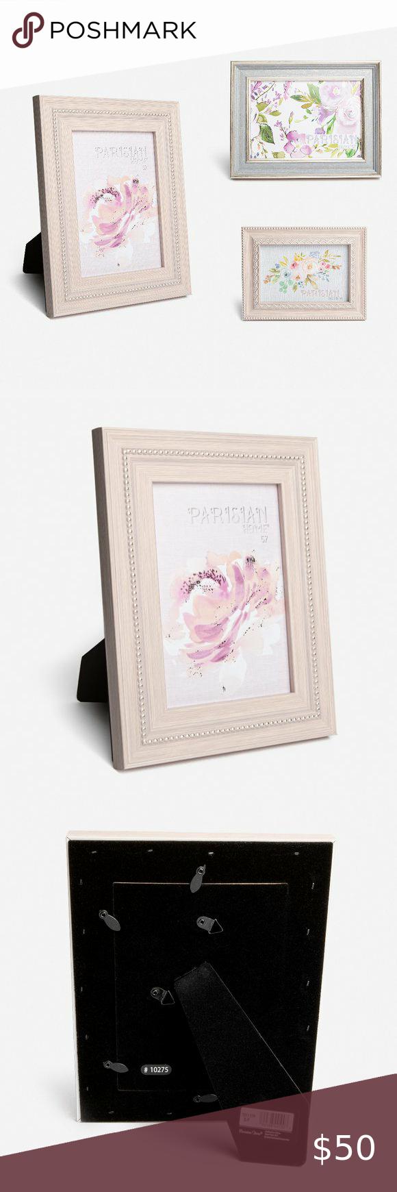 Parisian Home Frames : parisian, frames, PARISIAN, Photo, Frames, Photos, Beautiful, Parisian, Metallic, Accents., Frame, Frames,