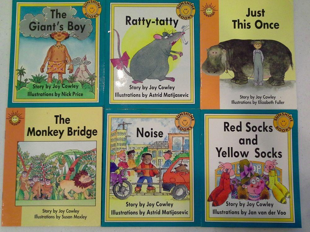 guided reading recovery 8 books joy cowley wright group sunshine rh pinterest co uk Dunger Joy Cowley Summary Joy Cowley Doo Doo Wacky