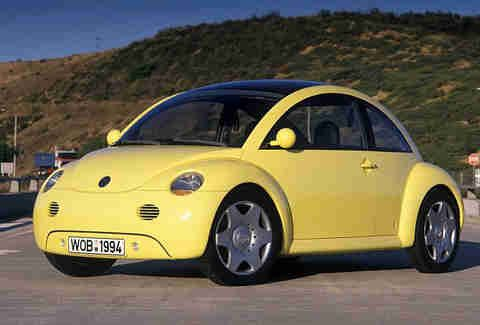 The Most Important Concept Cars Of All Time In 2020 Concept Cars New Beetle Vw New Beetle