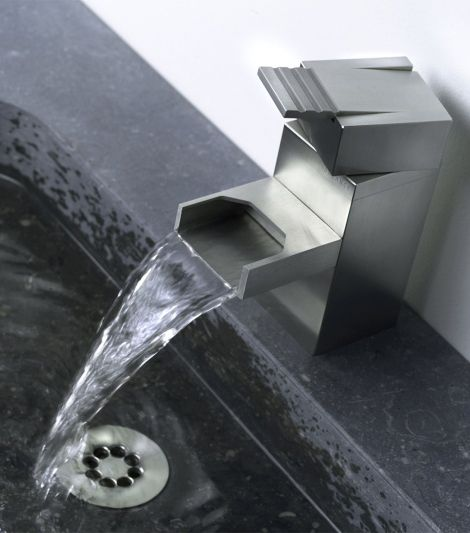 Ordinaire Stainless Steel Bathroom Faucets For Industrial Style Bathroom, By .