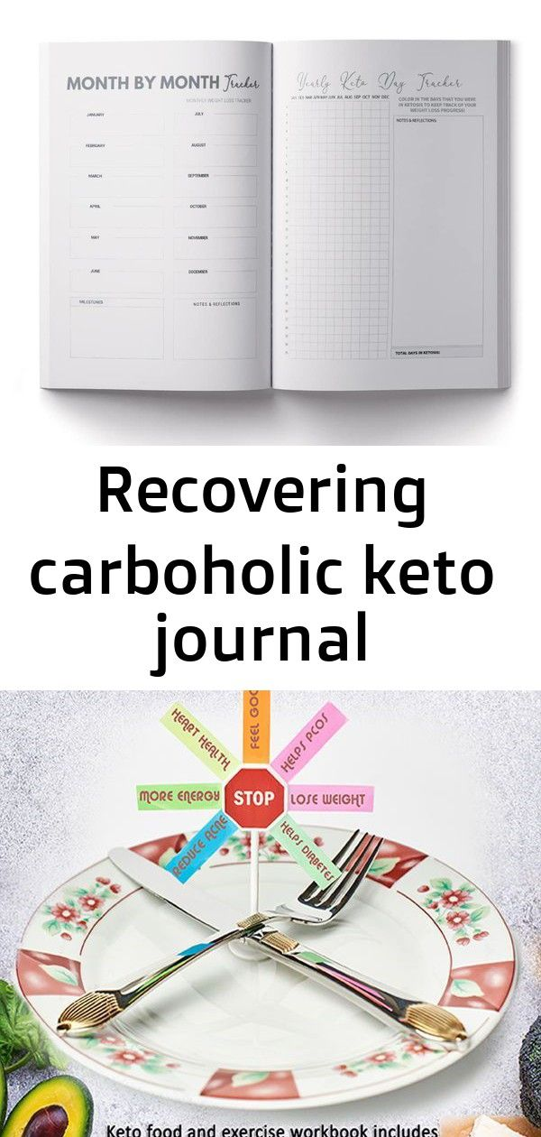 Recovering carboholic keto journal Recovering Carboholic Keto Journal  Orijournals We all know Keto is the best thing since sliced bread but make your life even easier wi...