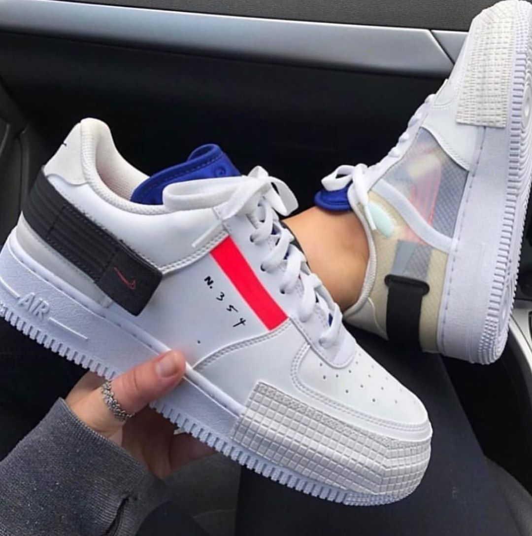 Nike Air Force 1 TYPE AF1! For only € 59.95, Reduced by ...