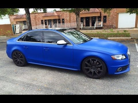 Flex Blue Plasti Dip New Cars Blue Car