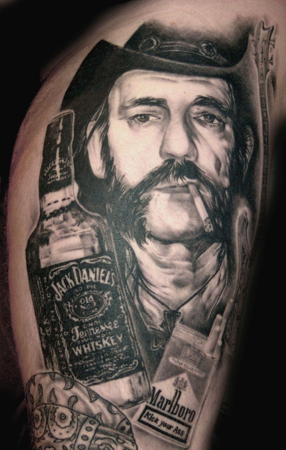 9480266738c38 Lemmy Tattoo | Lemmy