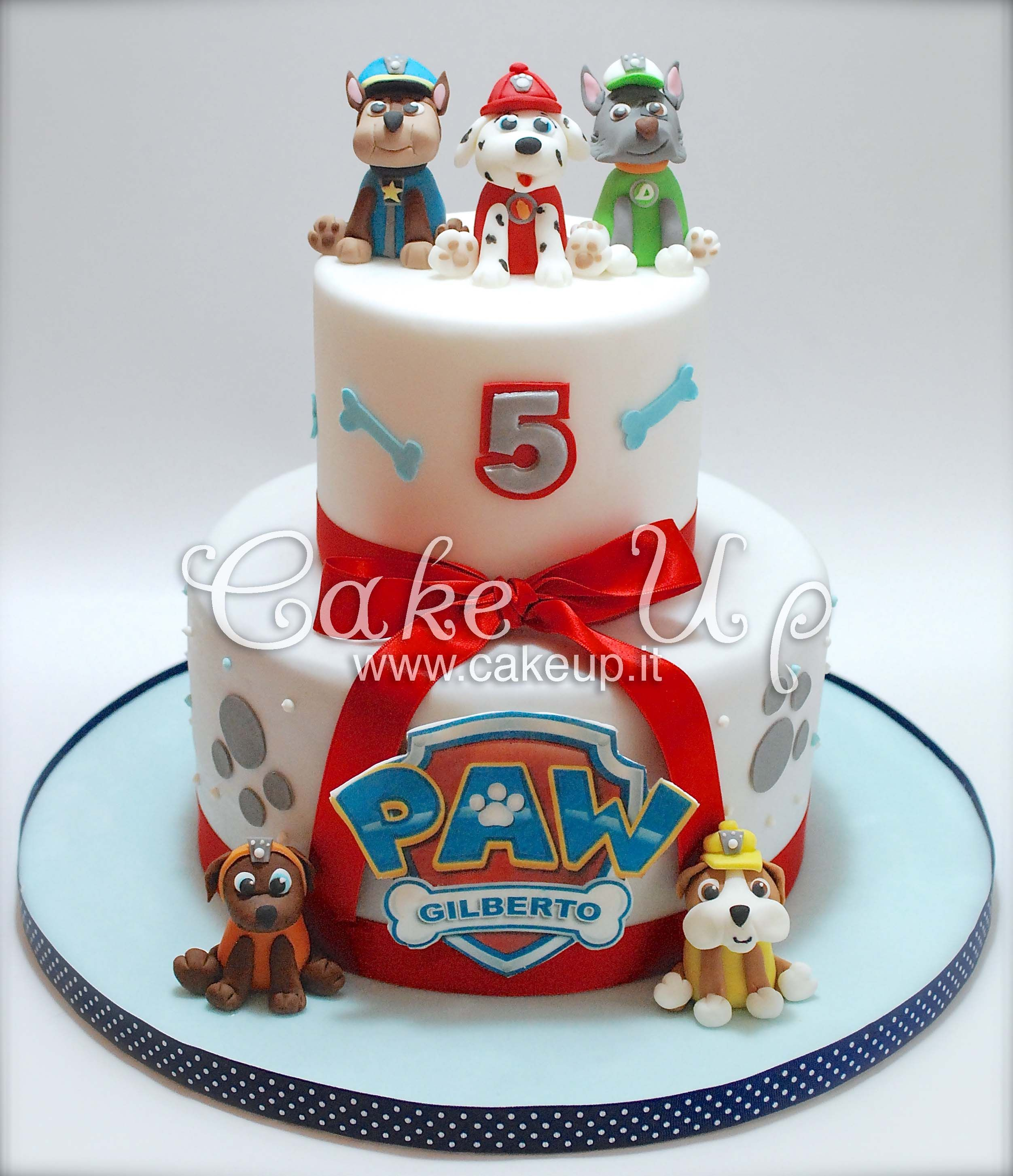 PAW PATROL CAKE party ideas Pinterest Paw patrol Cake and