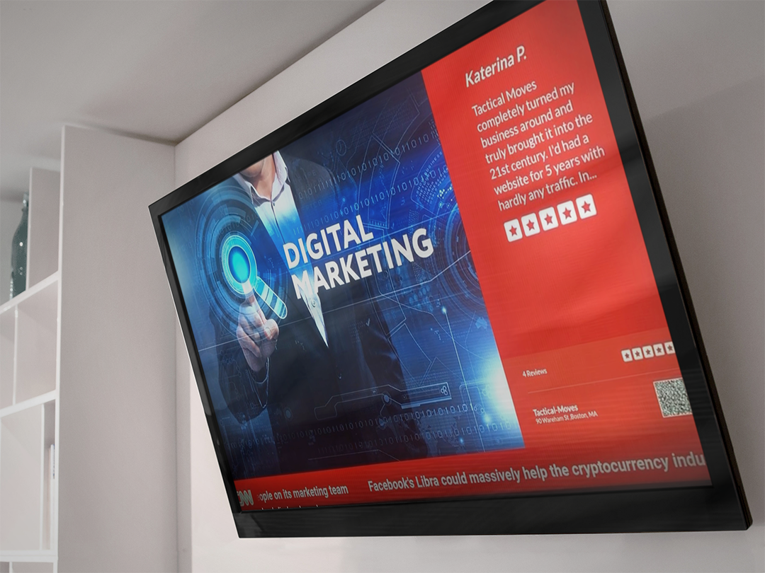digital signage reviews