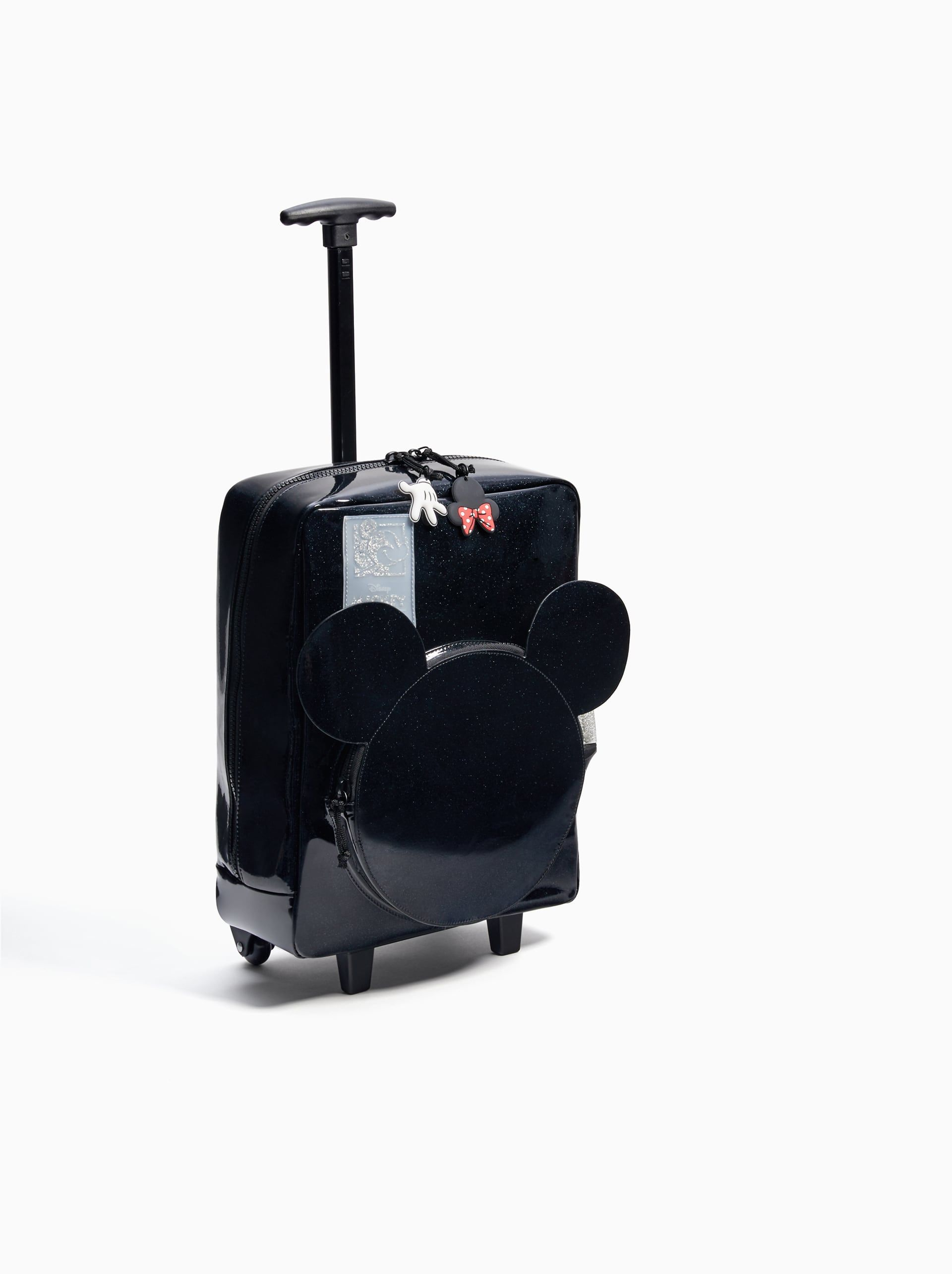dfc73d357be Image 3 of MICKEY MOUSE® TROLLEY SUITCASE from Zara