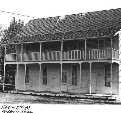 This is a photo of a house in Salem, Oregon, taken by Bob ...