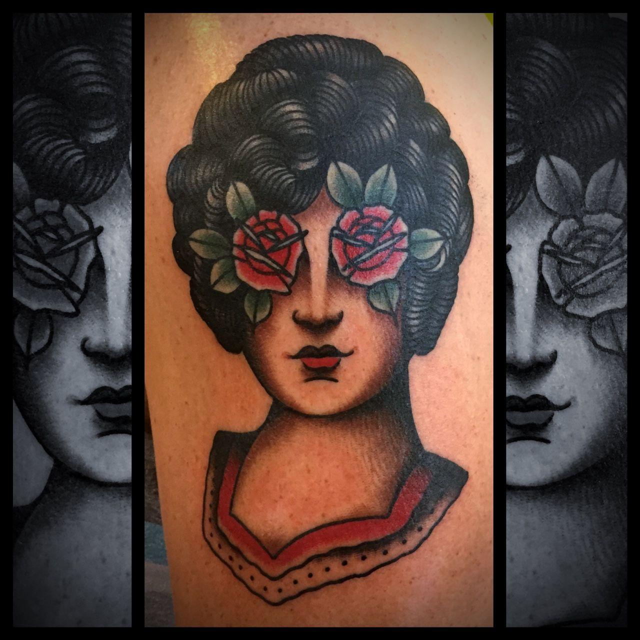 Antonio roque black label tattoo company frederick