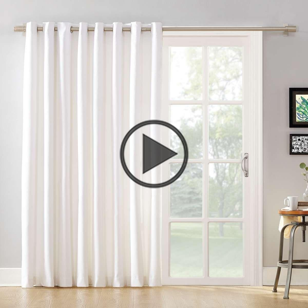 16+ Wonderful Balcony Curtains Walmart Collection #balconycurtains 16+ Wonderful Balcony Curtains