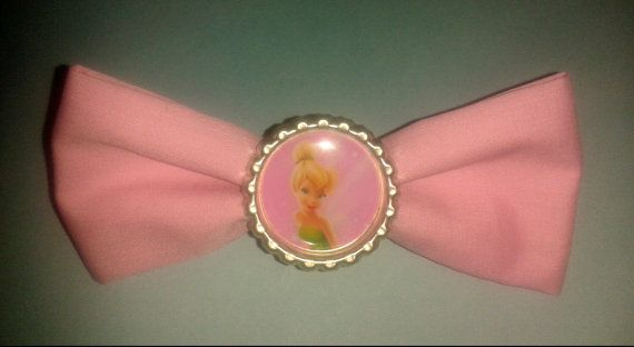 Disney Peter Pan Tinkerbell Inspired Pink by TJsGeekChicBoutique