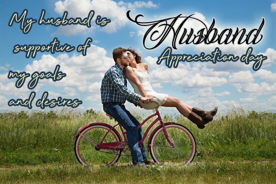 Husband Appreciation Day Wallpaper