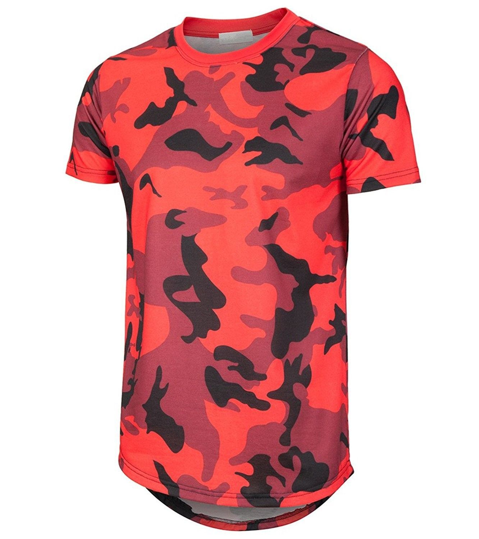 Men S Clothing Shirts T Shirts Mens Hipster Hip Hop Ripped