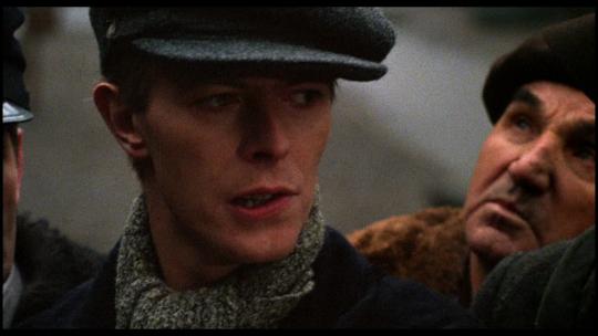 David Bowie in Just a Gigolo (1978, dir. David Hemmings)