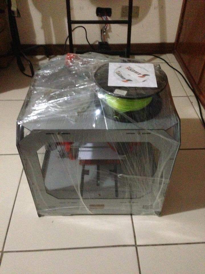 Sawers 3D Printer