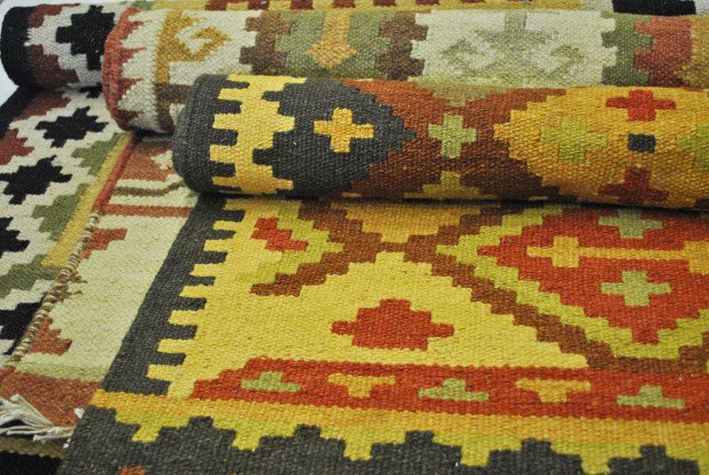 alfombras #Guatemala Alfombra kelim, Variedad de diseños, 170x240 cm
