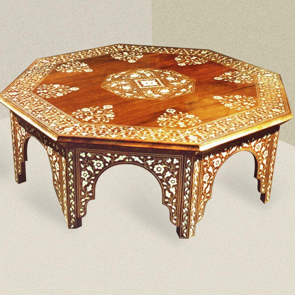 Moroccan Coffee Table Furniture Coffee Tables Furniture