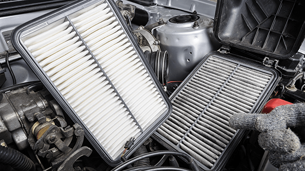 Signs And Symptoms Of A Bad Air Filter Air Filter Car Air Filter Automotive Repair Shop
