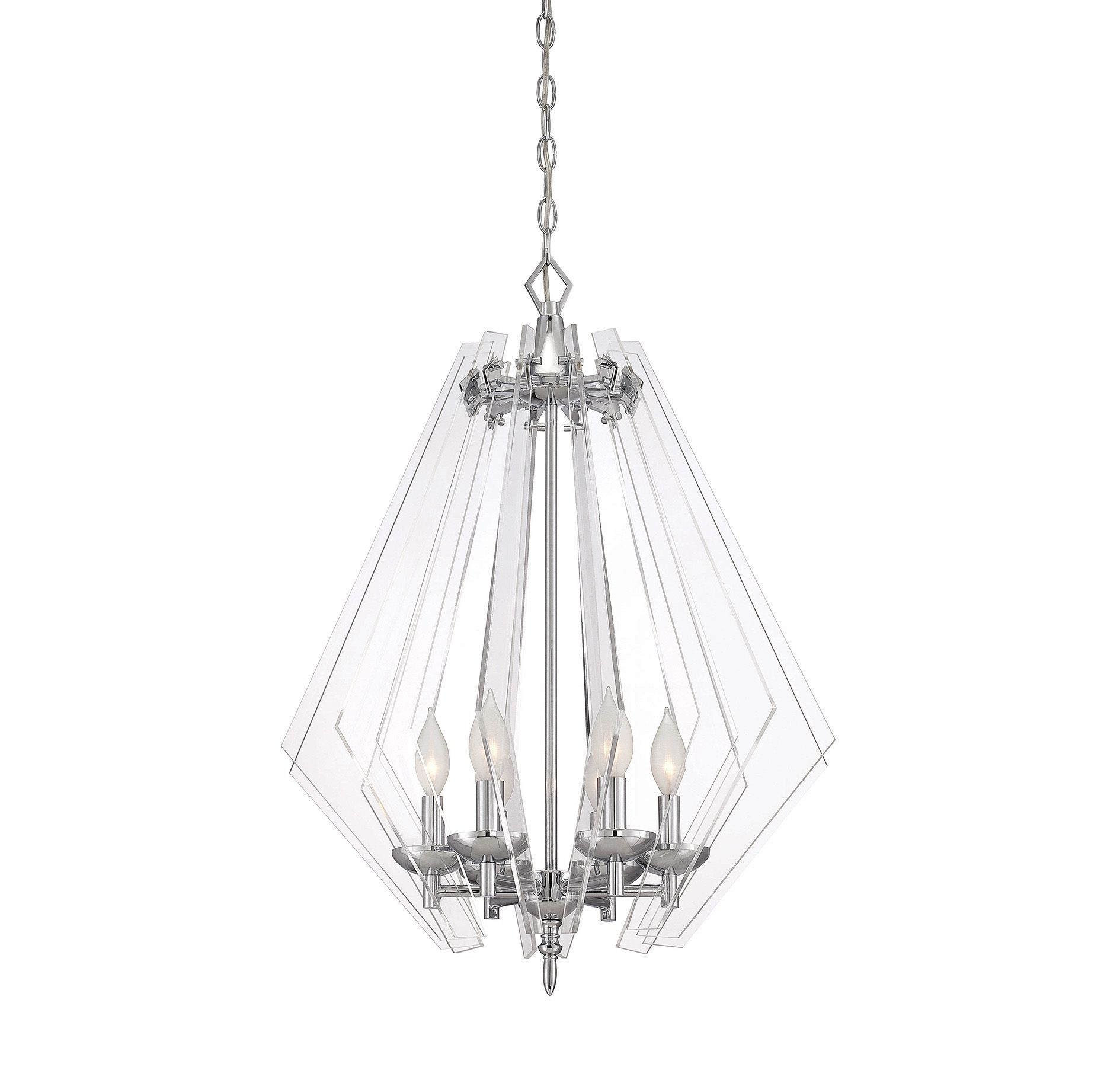 Trend 6 Clean And Contemporary We Also Saw And Liked A Lot Of Shapes In Lucite Savoy House S Newel Ceiling Pendant Lights Pendant Lighting Ceiling Lights