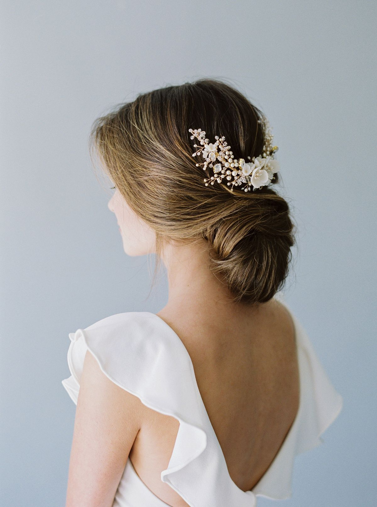 three timeless bridal hairstyles we love besty blue photography