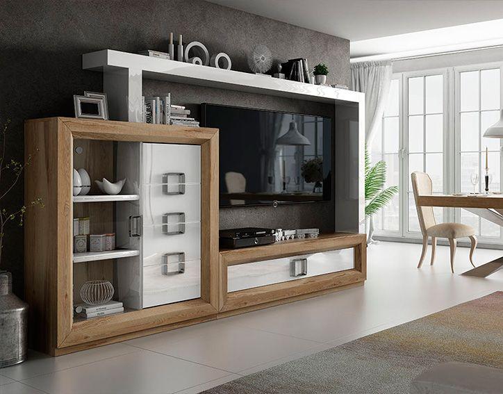 mueble de salon franco furniture modelo enzo