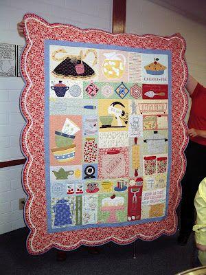 Grandma S Kitchen A Lori Holt Quilt Pattern Quilts
