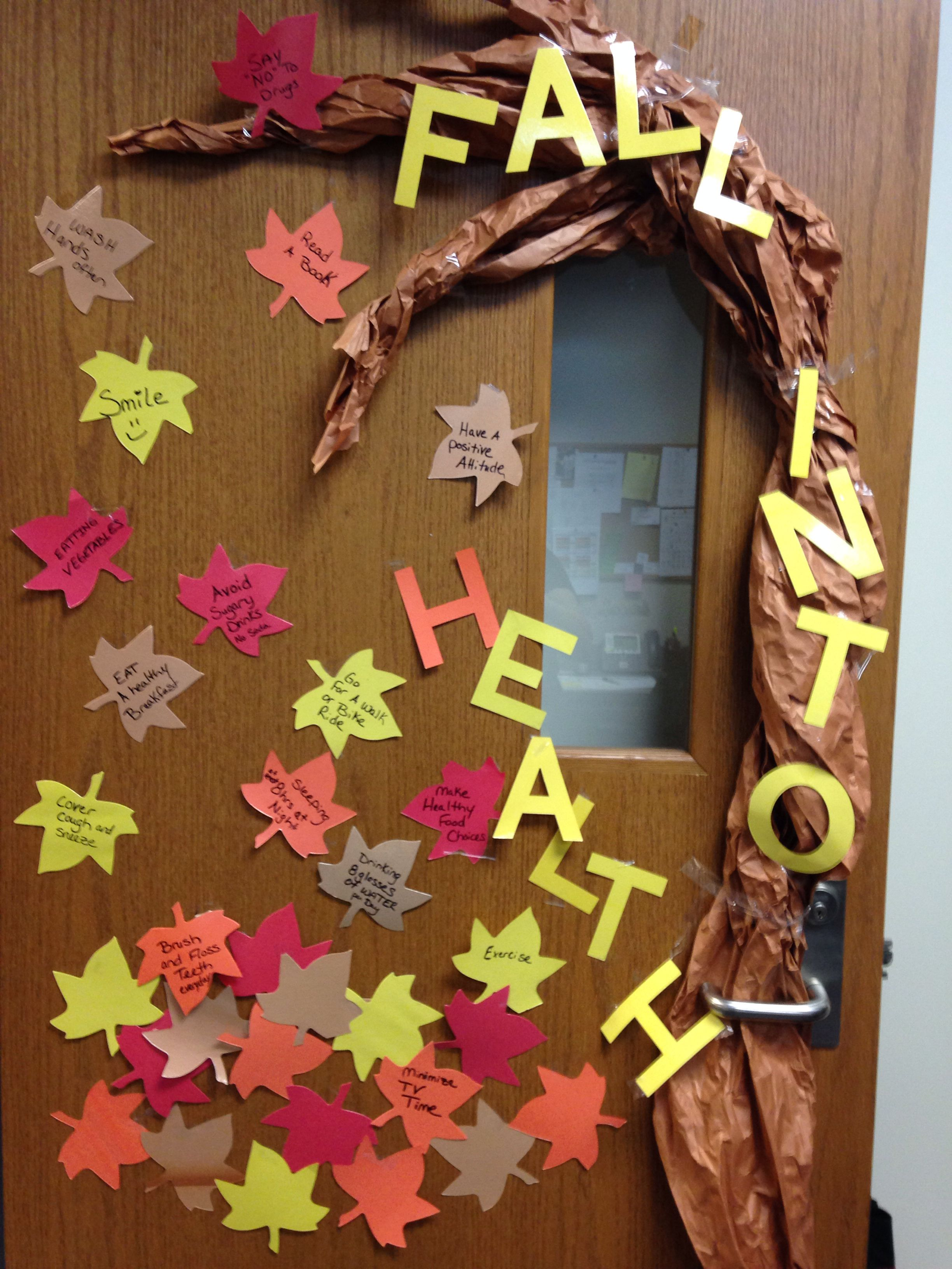 fall office decorating ideas. fall school nurse decoration office decorating ideas