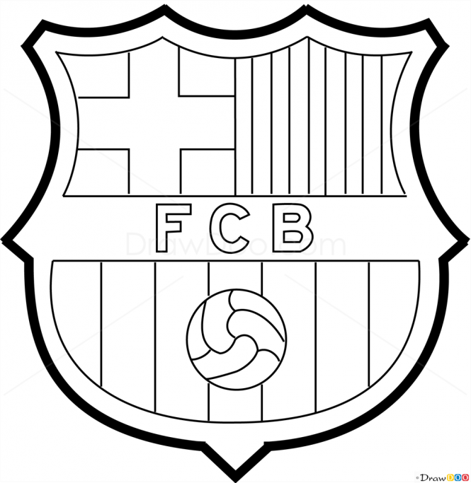 coloring pages barcelona fc fixtures - photo#9