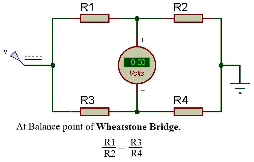 Wheatstone Bridge | Electronic Circuits | Pinterest | Wheatstone ...